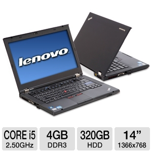 Lenovo ThinkPad 4177Q5U 14-Inch Notebook Computer