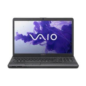 Sony VAIO VPCEH34FX/B 15.5-Inch Laptop