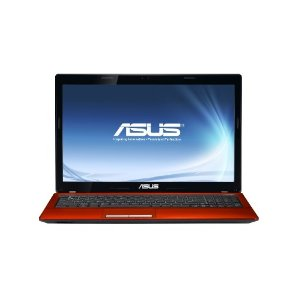 ASUS A53E-AS52-RD 15.6-Inch Laptop