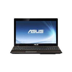 ASUS A53U-AS22 15.6-Inch Laptop