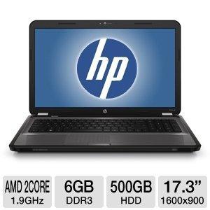 HP Pavilion G7-1261NR 17.3-Inch Laptop