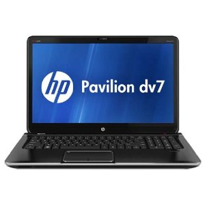 HP Pavilion dv7t-7000 Quad Edition 17.3-Inch Notebook PC
