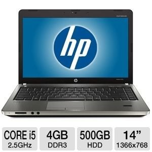 HP ProBook 4430s 14-Inch Laptop