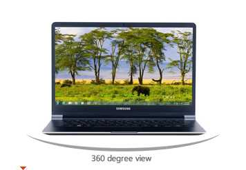 Samsung Series 9 900X3B-A02 13.3-Inch Notebook