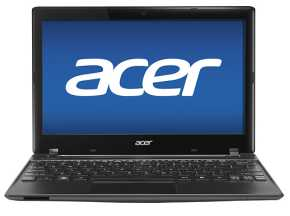 Acer Aspire One AO756-2623 11.6-Inch Laptop