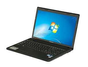 Lenovo G570 4334EUU 15.6-Inch Notebook