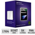 CircuitCity Sales: AMD Phenom II X6 1045T 2.70GHz AM3 Processor for $103.99, AMD Phenom II X4 945 Quad Core Processor for $69.99