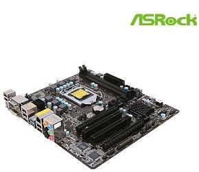 ASRock H77M LGA 1155 Intel H77 HDMI SATA 6Gb/s USB 3.0 Micro ATX Intel Motherboard