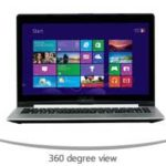 Cyber Monday: $499 ASUS VivoBook S400CA-UH51T 14″ Touchscreen Notebook w/ Core i5-3317U, 4GB DDR3, 500GB HDD + 24GB SSD, Windows 8