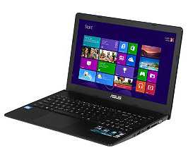 "ASUS X501A-WH01 15.6"" Notebook 1.7Ghz Celeron B820 2GB DDR3 320GB HDD Windows 8"