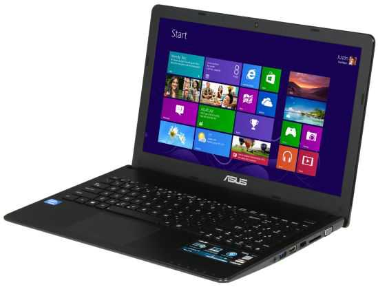 ASUS X501A-WH01 Notebook Windows 8