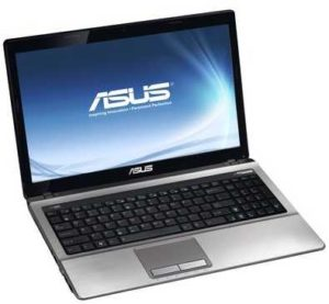 """ASUS X53E-RS32 15.6"""" Notebook w/ Core i3 2.3 GHz, 6GB RAM, 750GB HDD, DVD±RW"""