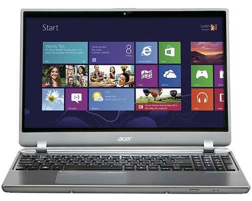 "Acer M5-581T-6807 15.6"" Ultrabook"