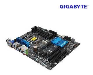 GIGABYTE GA-Z77X-D3H LGA 1155 Intel Z77 HDMI SATA 6Gb/s USB 3.0 ATX Intel Motherboard