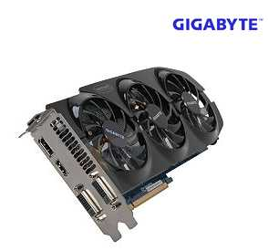 GIGABYTE GV-N670OC-2GD GeForce GTX 670 2GB 256-bit GDDR5 PCI Express 3.0 x16 HDCP Ready SLI Support Video Card