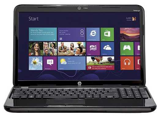 "HP Pavilion g6-2238dx 15.6"" Laptop"