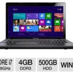 Black Friday Deal: $519.99 Lenovo Z580 59345242 Notebook PC Core i7-3520M 2.9GHz, 4GB DDR3, 500GB HDD, Windows 8 @ TigerDirect