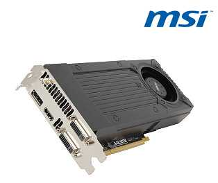 MSI N670GTX-PM2D2GD5/OC GeForce GTX 670 2GB 256-bit GDDR5 PCI Express 3.0 x16 HDCP Ready SLI Support Video Card