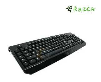 RAZER Black Wired BlackWidow Mechanical Gaming Keyboard (RZ03-00390100-R3U1)