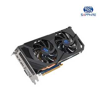 Sapphire Radeon HD 7870 2GB 256-bit GDDR5 PCI Express 3.0 Video Card (11199-03-20G)