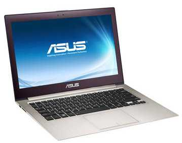 "ASUS ZENBOOK Prime UX32VD-DH71 13.3"" Ultrabook PC w/ Core i7-3517U, 4GB DDR3, 500GB HDD + 24GB SSD, Windows 8"
