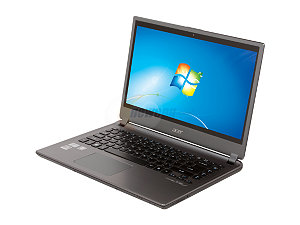 "Acer Aspire TimelineU M5-481TG-6814 14"" Ultrabook w/ Core i5-3317U, 4GB DDR3, 520GB HDD, DVD Super Multi"