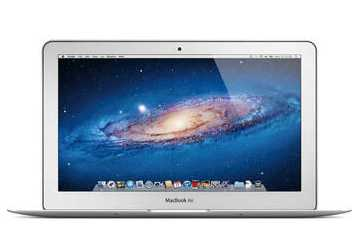 "Apple MacBook Air 11.6"" Notebook Computer w/ i7 Dual-Core, 4GB DDR3, 128GB SSD"