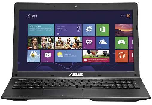 "Asus K55A-HI5121E 15.6"" Laptop w/ Core i5-3210M, 4GB DDR3 RAM, 500GB HDD, Windows 8"