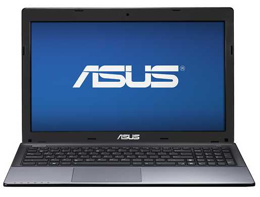 "Asus K55N-HA8123K K-Series 15.6"" Laptop w/ AMD A8-4500M, 4GB DDR3, 500GB HDD, Windows 8"