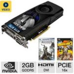 $304.99 Galaxy GeForce GTX 670 GC 67NPH6DV5ZVX Video Card @ TigerDirect