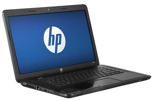 "HP 2000-2b22dx 15.6"" Laptop w/ Core i3-2328M 2.2GHz CPU, 4GB DDR3, 500GB HDD, Windows 8"