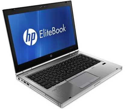 "HP EliteBook 8460p B5Q22UT 14"" Notebook PC w/ i5-2450M 2.5GHz, 4GB DDR3, 160GB SSD"