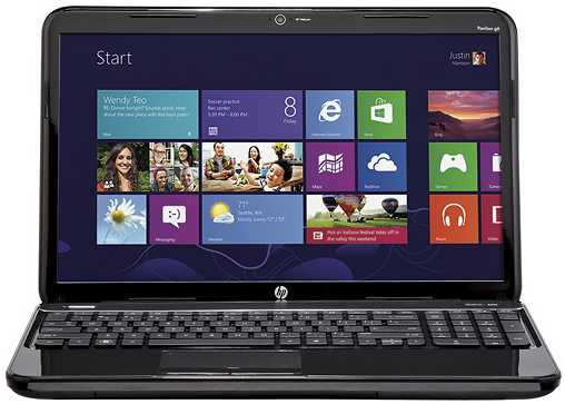 "HP Pavilion g6-2270dx 15.6"" Laptop w/ AMD A6-4400M, 4GB DDR3, 500GB HDD, AMD Radeon HD 7520G, Windows 8"