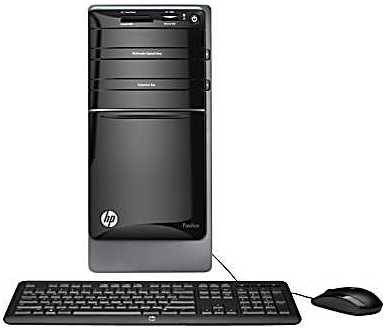 HP Pavilion p7-1446s Desktop PC w/ AMD Quad-Core A10-5700, 8GB DDR3, 1TB HDD, Windows 8
