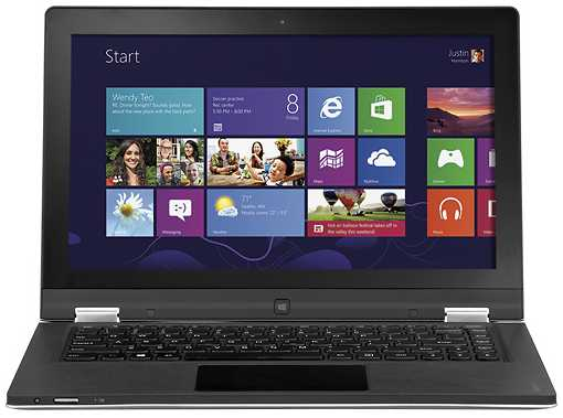 "Lenovo Yoga IdeaPad Ultrabook YOGA 13 - 59340248 13.3"" Touch-Screen Laptop w/ Core i5-3317U, 4GB DDR3, 128GB SSD, Windows 8"