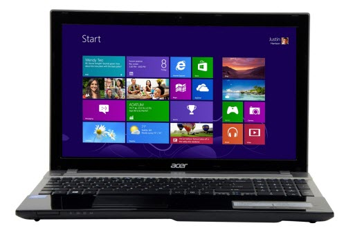 "Acer Aspire V3-571-9890 15.6"" Laptop Computer w/ i7-3632QM, 6GB DDR3, 750GB HDD, DVD-Super Multi, Windows 8"