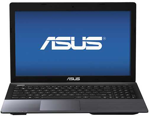 "Asus K55A-HI5014L K-Series 15.6"" Laptop w/ i5-3210M CPU, 4GB DDR3, 500GB HDD, Windows 8"
