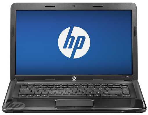 "HP 2000-2b30dx 15.6"" Laptop w/ AMD E-300 CPU, 4GB DDR3, 320GB HDD, Windows 8"
