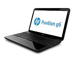 "HP Pavilion g6-2237us 15.6"" Laptop Computer w/ Core i3-3110M, 4GB RAM, 750GB HDD, Windows 8"