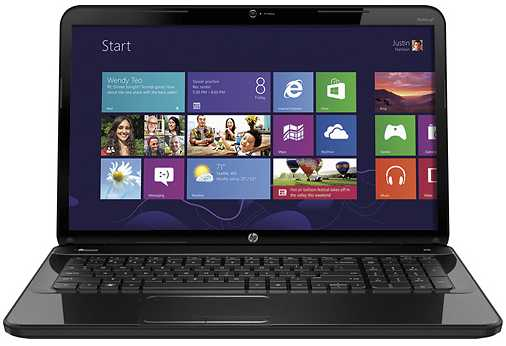 "HP Pavilion g7-2320dx 17.3"" Laptop w/ AMD Quad-Core A8-4500M, 4GB DDR3 RAM, 640GB HDD, AMD Radeon HD 7640G, Windows 8"