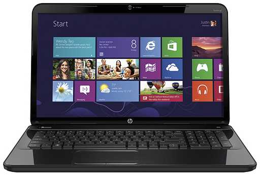 "HP Pavilion g7-2340dx 17.3"" Laptop w/ AMD A6-4400M Accelerated CPU, 4GB DDR3, 500GB HDD, DVD±RW, AMD Radeon HD 7520G, Windows 8"