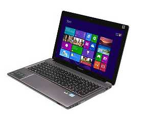 "Lenovo IdeaPad Z580 (59347636) 15.6"" Laptop w/ Core i5-3210M, 6GB RAM, 500GB HDD, Windows 8"