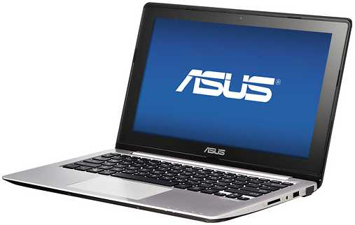 "Asus Q200E-BHI3T45 11.6"" Touch-Screen Laptop w/ i3-2365M, 500GB HDD, 4GB DDR3 RAM, Windows 8"