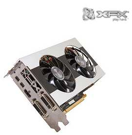 XFX Double D FX-785A-ZDF4 Radeon HD 7850 1GB 256-bit GDDR5 PCI Express 3.0 x16 HDCP Ready CrossFireX Support Video Card