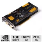 $109.99 ZOTAC ZT-50303-10M GeForce GTX 560 Ti OC Video Card w/ 1GB, GDDR5, PCI-Express 2.0 (x16), Dual DVI, Mini-HDMI, Overclocked, DirectX 11, Dual-Slot, SLI Ready @ TigerDirect