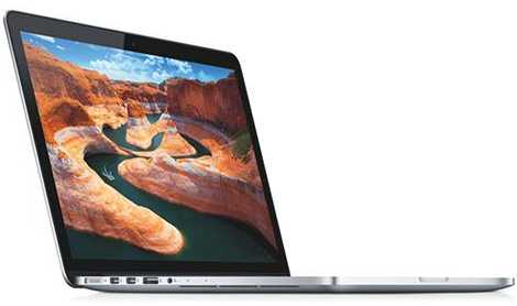 "Apple MacBook Pro MD213LL/A 13.3"" Retina Display Laptop w/ Dual-Core Intel Core i5 2.5GHz, 8GB RAM, 256GB SSD, Intel HD Graphics 4000"
