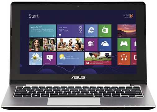 "Asus Q200E-BSI3T08 11.6"" Touch-Screen Laptop w/ Core i3-3217U, 4GB DDR3, 500GB HDD, Windows 8"