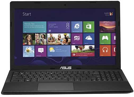 "Asus X55C-SI30202M 15.6"" Laptop w/ Intel Core i3-2370M, 4GB DDR3 RAM, 500GB HDD, Windows 8"