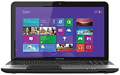 "Toshiba Satellite C855-S5350 15.6"" Laptop w/ Intel Pentium B980 2.4GHz, 6GB DDR3, 640GB HDD, Windows 8"