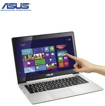 "ASUS VivoBook X202E-DH31T 11.6"" Notebook Computer w/ Intel Core i3-3217U, 4GB DDR3, 500GB HDD, Windows 8"